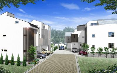 idea garden 坂町
